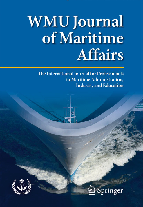 """Research article on """"The continuum of simulator-based maritime training and education"""""""